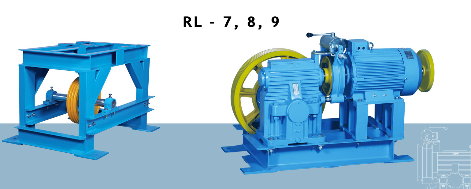 Elevator Traction Machines
